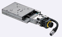 MISUMI X-axis High Precision Stage with Stepper Motor