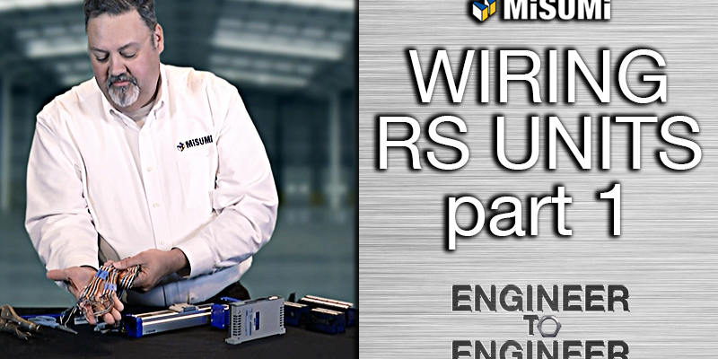 E2E Video: Wiring RS Units, Pt. I