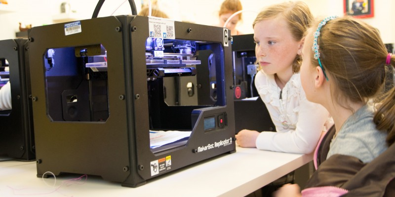 Printing Inspiration: 3D Printing in STEM Education