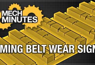 MechMinutes Video: Timing Belt Wear Signs