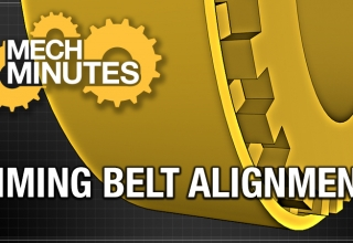 MechMinutes Video: Timing Belt Alignment Concerns