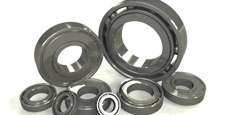 Rotary Bearing Fits and Tolerancing