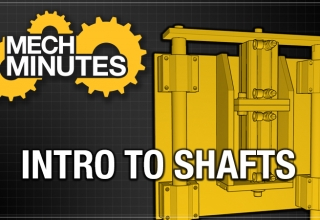 MechMinutes Video: Shafts